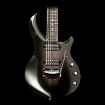 Music Man John Petrucci Majesty 7 String Electric Guitar, Polar Noir