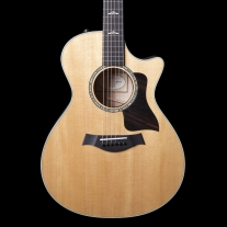 Taylor 612CE Grand Concert Acoustic Electric Guitar with Case