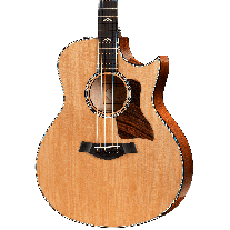 Taylor 616ce Grand Symphony Acoustic-Electric Guitar, Brown Sugar Finish w/ Case