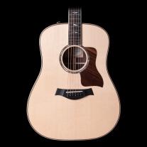 Taylor 810E Dreadnought Acoustic-Electric Guitar ES2 w/ Case