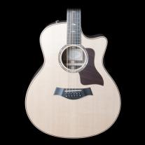 Taylor 856ce-ES2 12-String Acoustic-Electric Guitar w/ Case
