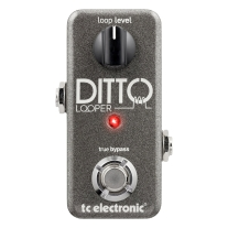 TC Electronic Ditto Looper Guitar Effects Pedal