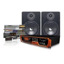 Avid Eleven Rack Perpetual Pro Tools License, Resident Audio NF80 Bundle