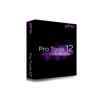 Avid Pro Tools 12 Professional with Upgrade and Support