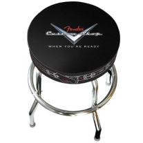 "Fender 24"" Custom Shop Bar Stool Pinstripe"