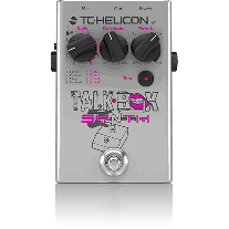 TC-Helicon Talkbox Synth Guitar Talkbox Effects Pedal