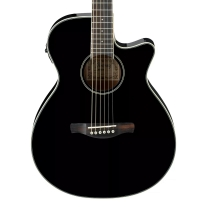 Ibanez AEG8EBK Acoustic Electric Guitar