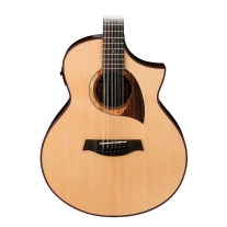 Ibanez Exotic Wood 12-String Acoustic-Electric Guitar - Natural High Gloss