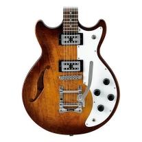 Ibanez AMF73TTBC Artcore Hollowbody Guitar High Gloss Tobacco Brown