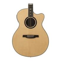 PRS SE Angelus Custom Piezo Acoustic-Electric Guitar in Natural