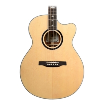PRS SE Angelus Standard Acoustic Electric Guitar in Natural