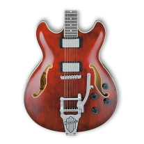 Ibanez AS73TTCR AIMM Exclusive Artcore Semi Hollow Body Guitar with Tremolo