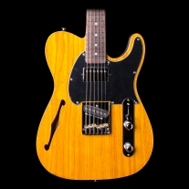 G&L ASAT Classic Bluesboy Honey w/ Case