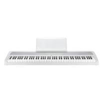 Korg B1WH 88-Key Digital Piano with Enhanced Speaker System - White