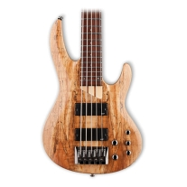 ESP LTD B205SM 5 String Spalted Maple Top Bass