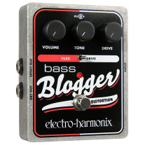 Electro Harmonix Bass Blogger Distortion Effects Pedal