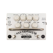 Orange Custom Shop Bax Bangeetar Guitar Pre-EQ Pedal - White