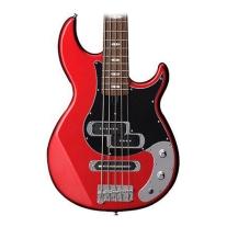 Yamaha BB425X 5 String Bass in Red Metallic Finish