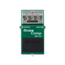 Boss BC-1X X Series Smart Multi Band Bass Compressor Pedal