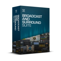 Waves Broadcast & Surround Suite Bundle