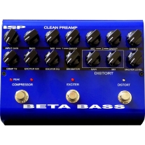 ISP Technologies Beta Bass Preamp Pedal