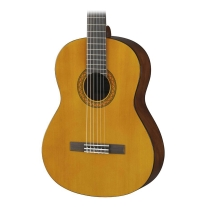 Yamaha C40II Classical Guitar in Natural Finish