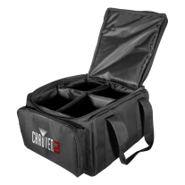 Chauvet Lighting CHSFR4 Stage Light Accessory Gear Bag