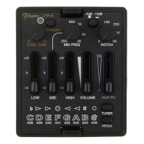 Takamine CTP-3 Cool Tube Preamp