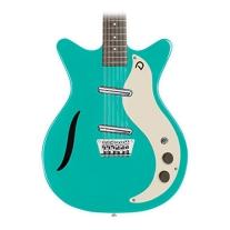 Danelectro '59 Vintage 12-String Dark Aqua Electric Guitar