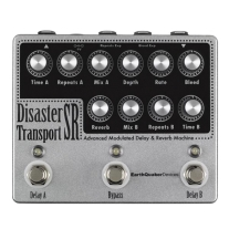 Earthquaker Devices Disaster Transport SR Delay & Reverb Pedal