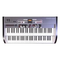 Crumar / GSI DMC-122 Dual MIDI Console with Gemini Expander Installed