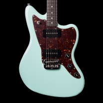 G&L Doheny Surf Green Painted Pegheard, Rosewood w/ Case