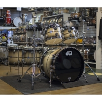 DW Drum Workshop 45th Anniversary Exotic 6pc Shell Kit