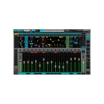 Waves eMotion LV1 Live Mixer - 64 Stereo Channels