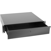 Raxxess ESD2 2-Space Sliding Drawer