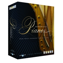 EastWest Quantum Leap Pianos Gold Edition Add-On License