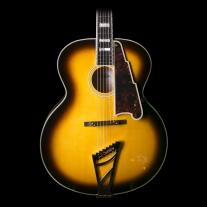 D'Angelico EX-63 Archtop Acoustic-Electric Guitar Sunburst w/ Case