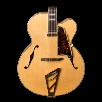 D'Angelico Excel EXL-1 Archtop Natural Guitar