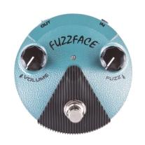 Dunlop FFM3 Jimi Hendrix Fuzz Face Mini Turquoise