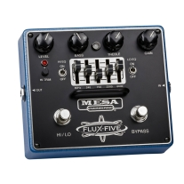 Mesa Boogie Flux Five Dual Mode Overdrive Pedal