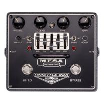 Mesa Boogie Throttle Box EQ Dual Mode Distortion Pedal