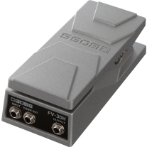 Boss FV30H Expression Pedal High Impedance (Guitar or Bass)
