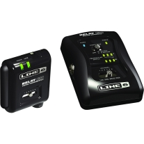 Line 6 Relay G30 6-Channel Wireless Guitar System with Stompbox Receiver
