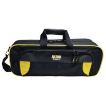 Gator GL-TRUMPET-YK Lightweight Spirit Series Trumpet Case, Yellow and Black