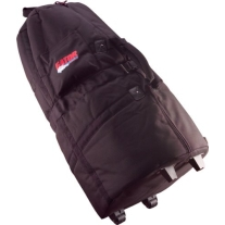Gator Cases Padded Rolling Conga Bag (Black)