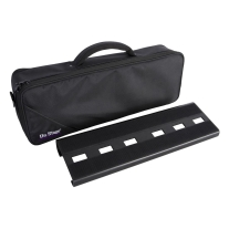On Stage GPB2000 Compact Pedal Board with Gig Bag
