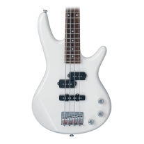 Ibanez GSRM20 Mikro Short-Scale Bass in Pearl White