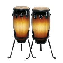 "Meinl 11"" & 12"" Headliner Conga Set Including Basket Stands"