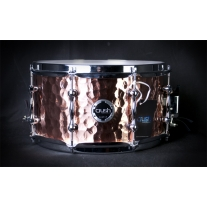 Crush 13x7 Hand Hammered Copper Shell Snare Drum