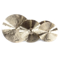 Dream Cymbals IGNCP3 Ignition Series 3 Piece Cymbal Pack